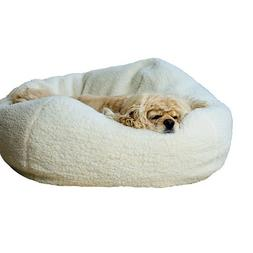 Carolina Pet Sherpa Puff Ball for Pets, Small