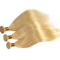 """Full Shine 26"""" 26"""" 26"""" 300g Per Set Brazilian Virgin Hair St"""