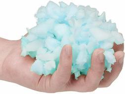 Shredded Memory Foam Fill Refill for Pillows, Bean Bag, Dog