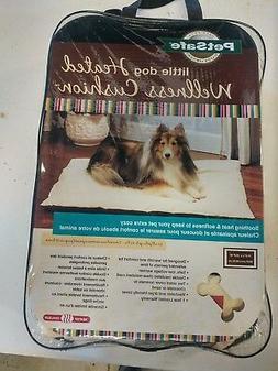 Sm PetSafe Dog Cat Wellness Cushion Heated Bed Pad - Money g