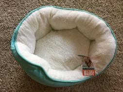 "Animal Planet Small Dog/Cat Bed Soft Plush Lining 18x15"" O"