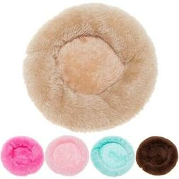 Small Pet Dog Soft Fleece Warm Nest Bed House Puppy Cat Wint