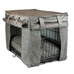 Snoozer Cabana Crate Cover with Matching Pillow Bed