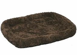 Petmate SnooZZy Cozy Crate Donut Dog Bed
