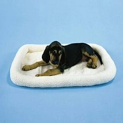 SnooZZy Original Fleece Crate Pet Bed Size: X-Small