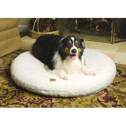 """SnooZZy OrthoAir 42"""" Round Orthopedic Pet Bed"""