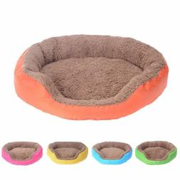 Soft Flannel Pet Dog Puppy Cat Kitten Warm Bed home House Co