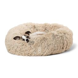 Best Friends by Sheri soft Fur pet bed for cats and dogs