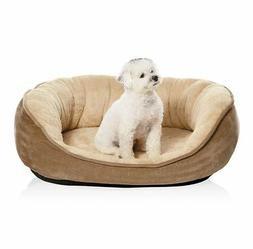Medium Soft Orthopedic Memory Foam Dog Bed w/ Washable Cover