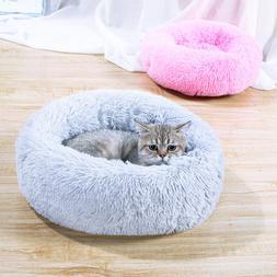 Soft Round Pet <font><b>Bed</b></font> <font><b>Dogs</b></fo