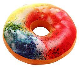 Soft The Simulation Doughnuts Plush Pillow Bagels Toys Cushi