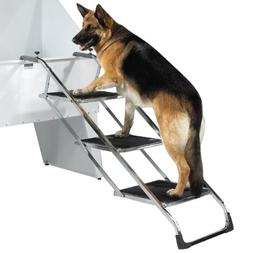 Master Equipment Steel Non-Skid Pet Grooming Tubs Stair