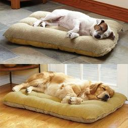 super large pet bed mattress dog cat