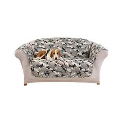 Sure Fit Camouflage Pet - Loveseat Slipcover  - Gray