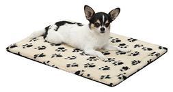 Slumber Pet ThermaPet Pawprint Crate Mats-Comfy and Innovati