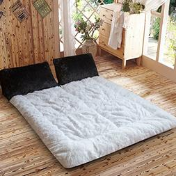 Thick warm TATAMI mattress in winter/ student dormitory bed