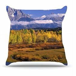 Hubery Throw Pillowcase 18 x 18 Inches Cotton Pillow Cover C