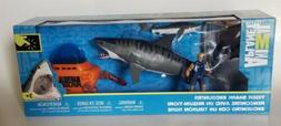 ANIMAL PLANET TIGER SHARK Toy Playset ENCOUNTER GREAST WHITE