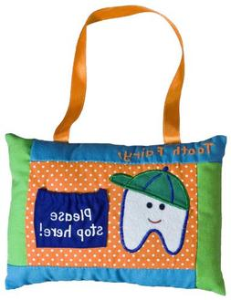 My Tooth Fairy Pillow by My Growing Season - Boy
