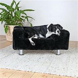 Trixie King Of Dogs Sofa, 78 x 55 Cm, Black - Sofa Luxurycm