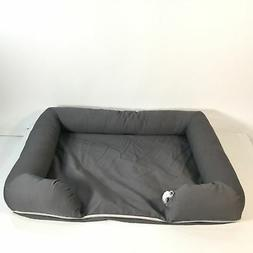 """PetFusion Large Dog Bed w/Solid 4"""" Memory Foam, Waterproof l"""