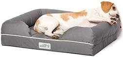 PetFusion Ultimate Dog Bed and Lounge Premium Edition with S