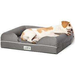 PetFusion Ultimate Gray Dog Lounge