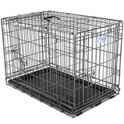 "Midwest Ultimate Pro Triple Door Crate 30"" x 21.5"" x 24"""