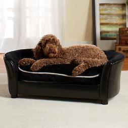 Editorial Pick Enchanted Home Pet Ultra Plush Panache Sofa
