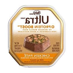NUTRO ULTRA Protein Boost Adult Wet Dog Food, Chicken Pate,