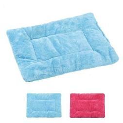 Warm Dog Bed Soft Fleece Pet Blanket Cat Litter Puppy Sleep