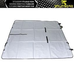 Waterpoof Dog Pet Seat Cover Car Protector Hammock Blanket M