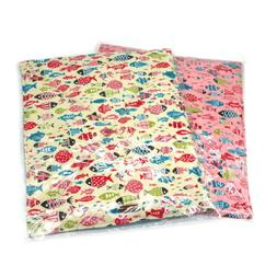 Waterproof Canvas Pet Dog Mat Bed Blanket Dog Crate Cushion