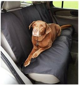 AmazonBasics Waterproof Car Bench Seat Cover for Pets- New