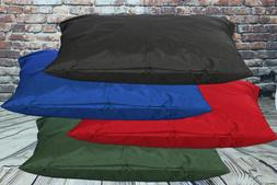 Waterproof Dog Bed 2 Sizes large ex-large With Removable Cov