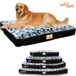 Waterproof Jumbo XL Pet Bed for Large Dog Orthopedic Mattres