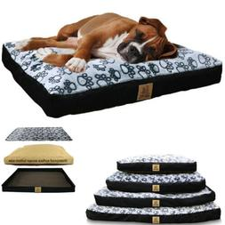 Waterproof Large Dog Pet Bed Non-slip Home Cushion Matterss