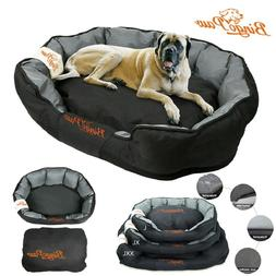 Waterproof XXL Extra Large Jumbo Orthopedic Sofa Dog Bed Pet
