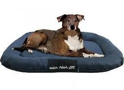 XXL Extra Large Durable Bolster Pet Dog Bed Waterproof Oxfor