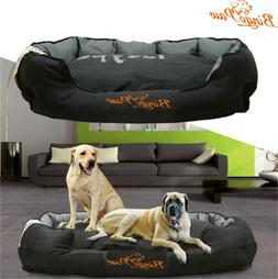 XXL Extra Large Jumbo Orthopedic Pet Dog Bed Dog Pillow Bask