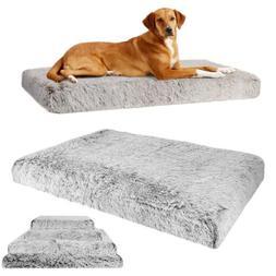 XXXL XXL Extra Large Foam Pet Dog Bed Soft Plush Orthopedic