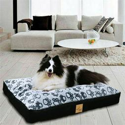 XXXL XXL XL Large Dog Bed Washable Mat Jumbo Big Pet Dog Bed