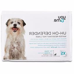 You & Me UH-OH Dog Mat Liner, XX-Small, 18.5 L X 11.5 W,